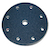 150 mm diameter 8 hole + 1 centre hole Dust Extraction Disc