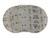 150 mm diameter Mesh Net Disc