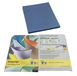 Single Sided Foam Sanding Pad - Ultra Fine