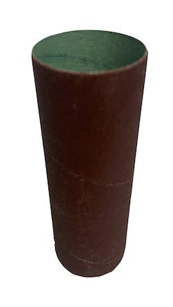 """1 1/2"""" Diameter x 4 1/2"""" x 120 grit Abrasive Sleeve"""