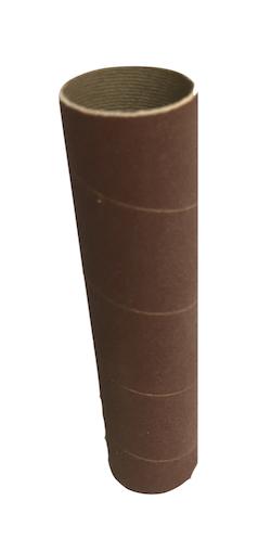 """1"""" Diameter x 4 1/2"""" x 240 grit Abrasive Sleeve"""