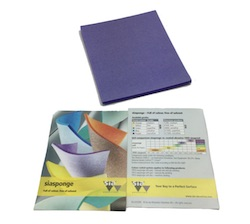 Single Sided Foam Sanding Pad - Micro Fine