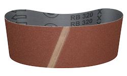 100 x 610 mm 400 grit Portable Sanding Belt