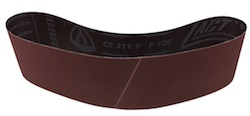 100 x 914 mm 180 grit KLINGSPOR CS311Y Sanding Belt