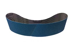100 x 914 mm 80 grit KLINGSPOR CS411X Sanding Belt