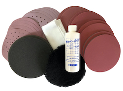 150 mm diameter Epoxy Resin Kit Combo
