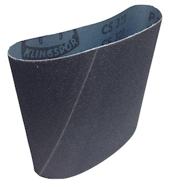 150 x 340 mm 80 grit KLINGSPOR CS321X Sanding Belt