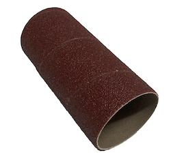 """2"""" Diameter x 4 1/2"""" x 240 grit Abrasive Sleeve"""