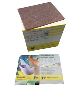 Box of 20, Single Sided Foam Sanding Pad - Medium