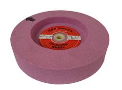 200 mm diameter x 40 mm x 31.75 mm RA80KV Grinding Wheel