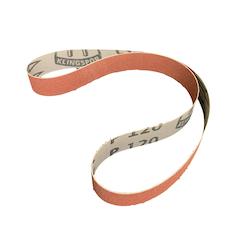 25 x 762 mm 180 grit KLINGSPOR CS310X Sanding Belt