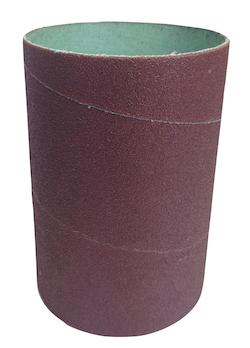 """3"""" Diameter x 4 1/2"""" x 120 grit Abrasive Sleeve"""