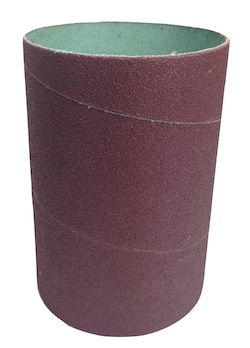 """3"""" Diameter x 4 1/2"""" x 60 grit Abrasive Sleeve"""