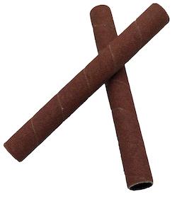 """3/4"""" Diameter x 6"""" x 240 grit Abrasive Sleeve"""