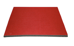300 mm Square 16 mm Thick Firm Interface Pad