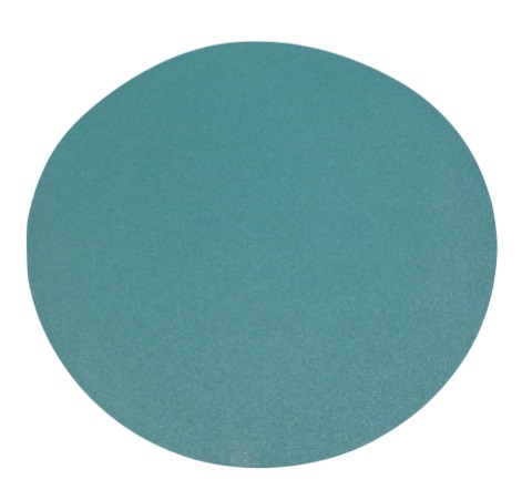 305 mm diameter 60 grit R205 Zirconia Adhesive Backed Polyester Cloth Sanding Disc