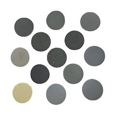50 mm Diameter Variety Pack of 13 Grade Micro-Mesh® Hook & Loop disc