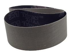 50 x 1220 mm x A45/P400 grit 3M 237AA Trizact Belt