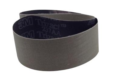50 x 686 mm A6/P2000 grit 3M 237AA Trizact Sanding Belt