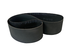 50 x 914 mm x 1200 grit Sunmight 181 Silicon Carbide Belt