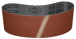 75 x 480 mm 120 grit Portable Sanding Belt