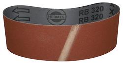 63 x 406 mm 180 grit Portable Sanding Belt