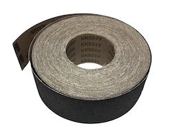 76 mm x 25 metre 80 grit VSM KK524Y Cloth Drum Sander Roll