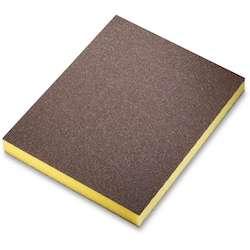 Box of 10, Double Sided Foam Sanding Pad - Fine