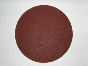 305 mm diameter 80 grit 316 Adhesive Backed Sanding disc