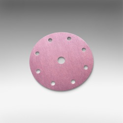 5 - 150 mm x 240 grit 1950 9 hole disc
