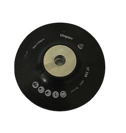 125 mm diameter x 22 mm M14 Fibre Disc Back-up Pad