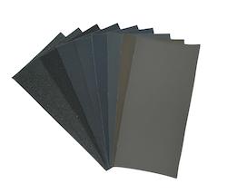 Sheet Kit Micro-Mesh® - 9 grades (150 mm x 300 mm)