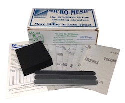 Micro-Mesh MX-90 Metal Polishing Kit