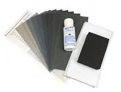 Micro-Mesh Sheet Kit Combo