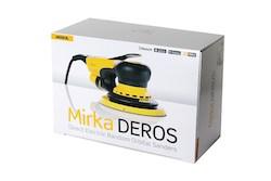 Mirka DEROS 150 mm Random Orbital Sander - 2.5 mm 625CV