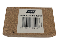 Norton Cork Sanding Block