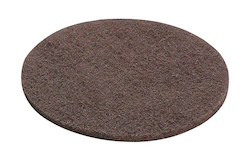Qty 10, 125 mm diameter Vlies Maroon FESTOOL Fine Surface Conditioning Disc