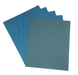 5 - 230 x 280 mm x 1500 grit sia 1948 Sandpaper Sheet