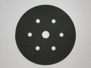 Hook and Loop Converter Disc - 150 mm Diameter 7 Hole