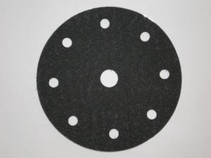 Hook and Loop Converter Disc - 150 mm Diameter 9 Hole