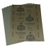 Pack of 5 - 230 x 280 mm x 5000 grit STARCKE Wet and Dry Sheet