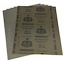 Pack of 5 - 230 x 280 mm x 7000 grit STARCKE Wet and Dry Sheet