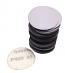 100 - 50 mm diameter x 600 grit Mirka Q Silver Hook & Loop disc