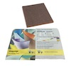 Single Sided Foam Sanding Pad - Medium