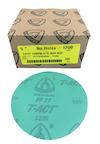 100 - 125 mm x 1200 grit KLINGSPOR FP77 Hook and Loop Film Backed Disc