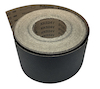 102 mm x 25 metre 120 grit VSM KK524Y Cloth Drum Sander Roll
