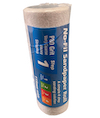 115 mm wide x 1 metre x 80 grit Norton No-Fil A297 Adalox Sandpaper Roll