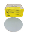 Box of 10 - 125 mm diameter x 1200 - 1500 grit KLINGSPOR FD500 Aluminium Oxide Foam backed disc