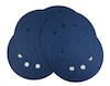 5 - 125 mm x 80 grit sia 1815 SIATOP 8 Hole Hook and Loop Sanding disc