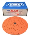 50 - 150 mm x 180 grit BLAZE Cyclonic Hook & Loop Sanding Disc